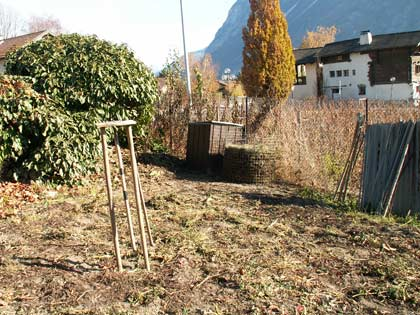 jardin compost