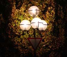 Globes lumineux